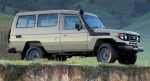 Land Cruiser 78, 79 Series FZJ, HZJ 10/99-on  HDJ 11/01-on