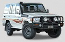 Турбосистемы для Toyota Land Cruiser 70 series (1HZ) (wide nose) 2007 onwards models